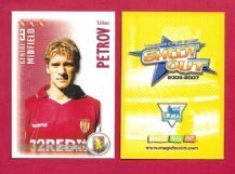 Aston Villa Stilian Petrov Bulgaria (SO07)